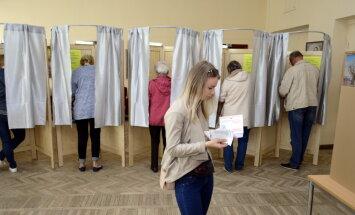 Infografika: Deviņi mēneši līdz 13. Saeimas vēlēšanām – kā norisināsies balsošana