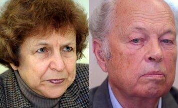 Bukmeikeri skeptiski par Ždanokas un Rubika izredzēm iekļūt EP