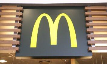 Maskavā liedz darboties četriem 'McDonald's' restorāniem