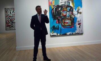 Картину неоэкспрессиониста Баския продали за 110,5 млн долларов