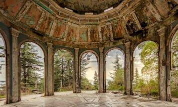 Diženība, kas grimst aizmirstībā: Abhāzijas apslēptie dārgumi