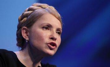 Тимошенко: речь Путина — образeц фашистской пропаганды