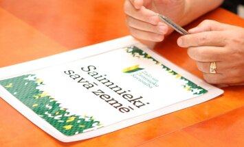 No valdošajām partijām premjera kandidātu nesteidz izvirzīt tikai Zaļo un zemnieku savienība