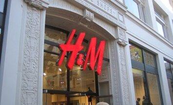 H&M apgrozījums pērn Latvijā sasniedz 2,92 miljonus latu