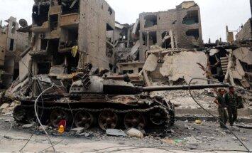 'Sīrijā kara nav': Krievijā atsaka patvērumu sīriešiem
