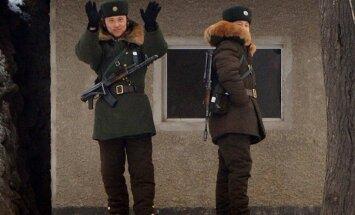 Dienvidkoreja: Ziemeļkoreja varētu gatavot vēl vienu kodolizmēģinājumu