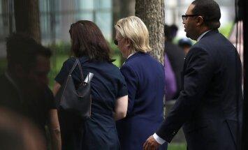 Болезнь Клинтон - серьезнейший фактор схватки за пост президента США
