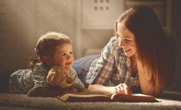 Deviņi padomi vecākiem, kā izveidot draudzību starp bērnu un grāmatu pasauli