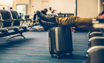 Ilgstoša bezdarbība lidostā: kā interesanti īsināt laiku starp lidojumiem