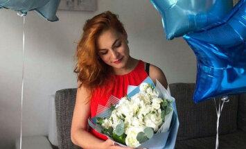 """ФОТО: Звезда """"Битвы экстрасенсов"""" родила первенца"""
