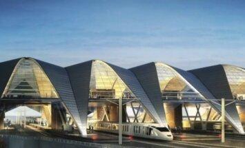ВИДЕО: Выбран проект, по которому перестроят Рижский вокзал
