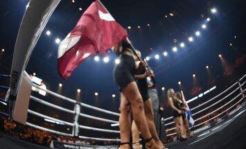 Ringa balss, VIP viesi, meitenes un boksa cimdi – gaidāmās Brieža un Usika cīņas aizkulises