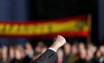 Spānijas parlaments beidzot nobalso par diktatora Franko pīšļu pārvietošanu