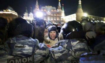 Lietuvas Valsts drošības departaments: Krievijas izlūkdienesti opozīciju izseko ar žurnālistu un NVO palīdzību