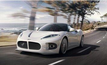 Bankrotējis Nīderlandes ekskluzīvo auto ražotājs 'Spyker'