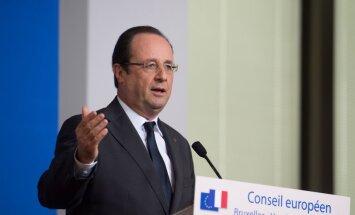 США возможно шпионили за президентами Франции