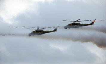 CIT: двое россиян погибли в Сирии под Новый год во время крушения вертолета