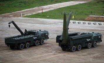 Krievija šogad veiks desmit starpkontinentālo ballistisko raķešu izmēģinājumus