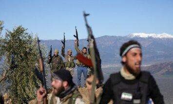 Maskava bloķē vienošanos par Afrīnu ar Sīrijas valdību, apgalvo kurdi