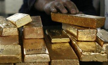 Bankrota draudi skar arī Venecuēlu; Karakasa pārdod zelta rezerves