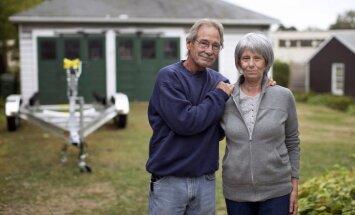 Mūžībā aizgājis vīrietis, kurš savas mājas pagalmā atrada Bostonas spridzinātāju