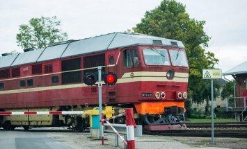 Lietuvā no vilciena izsēdina tranzītā braucošus Krievijas karavīrus