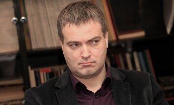 Par Latvijas Rakstnieku savienības priekšsēdētāju ievēlēts Arno Jundze