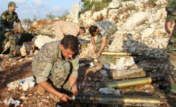 США и Россия объявили о соглашении по перемирию в Сирии с 27 февраля