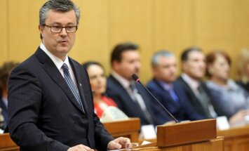 Horvātijas deputāti nobalso par parlamenta atlaišanu