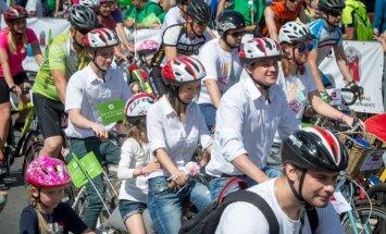 'Toyota' Rīgas velomaratonā tiks noteikti kuplākie darba kolektīvi un citas nominācijas