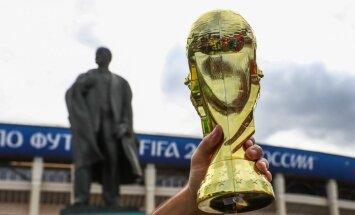 Pasaules kauss futbolā: Vācija - Zviedrija. Teksta tiešraide