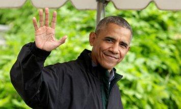 Obama prezidentūru pielīdzina dzīvei 'ļoti jaukā cietumā'