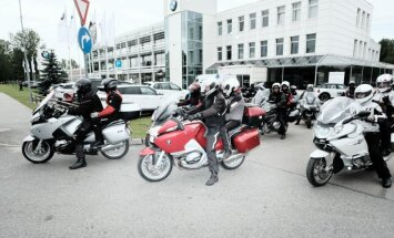 Motobraucējus aicina neaizmirst savlaicīgi iegādāties OCTA