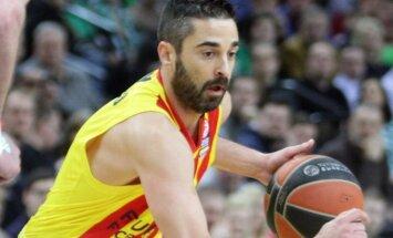 Navarro kļūst par pirmo spēlētāju Eirolīgas vēsturē, kurš guvis 4000 punktus