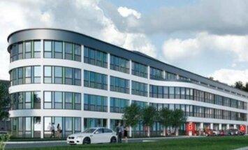 В Риге планируется построить новое офисное здание