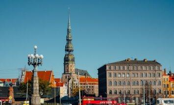 Nosauktas ceļošanai izdevīgākās Eiropas pilsētas; Rīga starp trim lētākajām