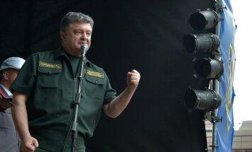 Порошенко: Россия не победила бы во Второй мировой без украинцев