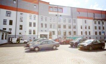 ФОТО: Как для Нового рижского театра перестроили бывшую Табачную фабрику