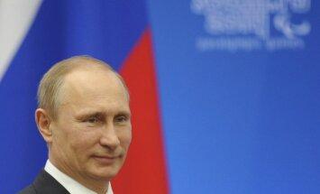 Putins: Maskavas operācijas Ziemeļkaukāzā un Kijevas Austrumukrainā ir nesalīdzināmas