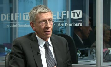 Valsts sagrābšana ir reāla parādība Latvijā arī tagad, uzskata Sudraba un Judins