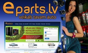 Rezerves daļas www.eparts.lv pērk pat blondīnes
