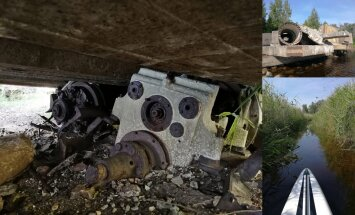 Betona haoss un iekšdedzes dzinējs – Mīlestības saliņa pārsteidz ne tikai ar dabu vien