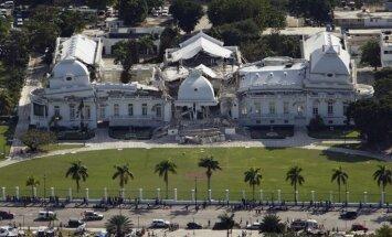 Foto: Pagājuši pieci gadi kopš baisās Haiti zemestrīces