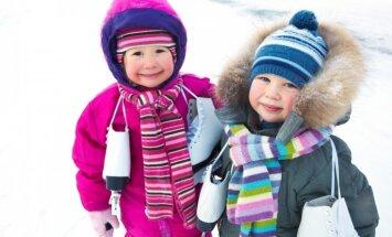 Kā ģērbt mazuli ziemā: četri padomi, lai izvairītos no saaukstēšanās