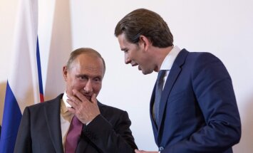 Курц: ЕС необходимо поддерживать диалог с Россией