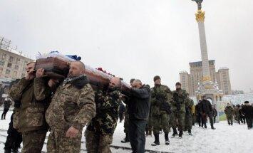 Augstas ASV un Krievijas amatpersonas Kaļiņingradā apspriež Minskas līgumu izpildi