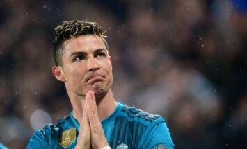 Роналду выплатит 18 млн евро, чтобы избежать тюрьмы