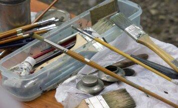 Galerijā 'Jēkabs' šonedēļ notiks 30. jubilejas mākslas darbu izsole