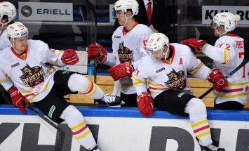Kuldas pārstāvētā 'Kuņluņ Red Star' turpina zaudēt KHL čempionātā