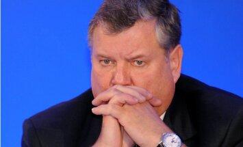 Urbanovičs: koalīcija vienojusies VID vadītāja amatam virzīt LB darbinieku Ņikitinu